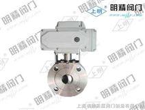 Q971F电动超薄型球阀