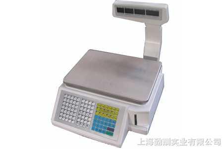 6Kg上海条码秤,6公斤条码秤单价,托利多电子桌秤