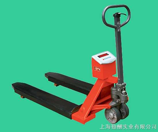 上海进出口PK11551-3吨电子叉车秤