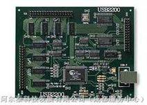 6路中断计数开关量输入输出卡USB数据采集卡6路16位定时计数器卡32路DI、32路DO