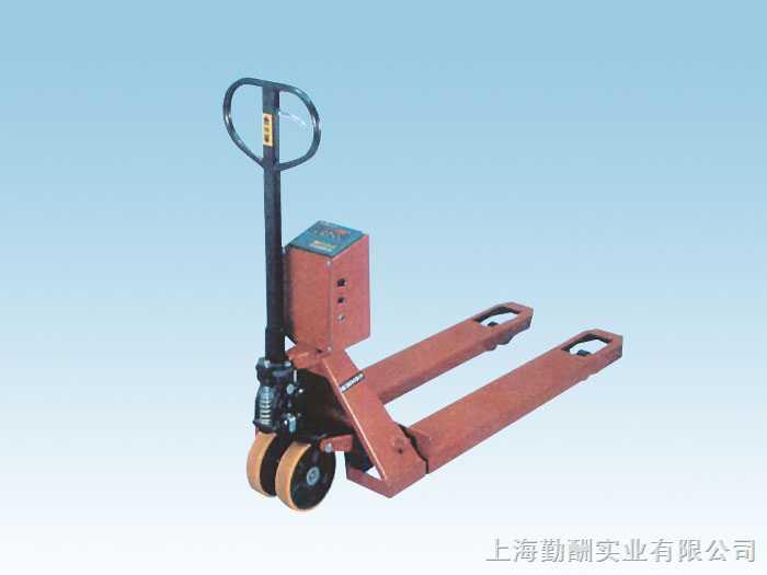 3吨计重YCS带打印电子叉车秤
