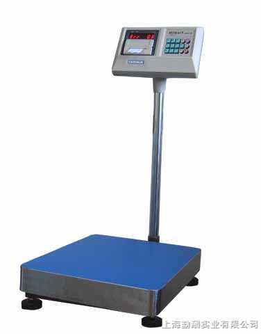 TCS-D-60公斤打印型台秤大屏幕LCD显示