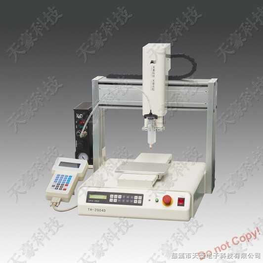 TH-2004D台面式点涂胶机