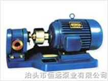 增压齿轮泵,2CY齿轮油泵