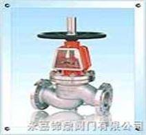 JY41W 不锈钢氧气截止阀