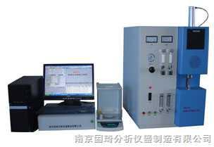 GQ-HW5F高频红外碳硫分析仪
