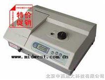 分光光度仪 型号:CN61M/721E()
