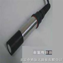 工业在线余氯传感器(极谱法) 型号:xl97NS70