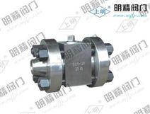 Q61N-320高压焊接球阀