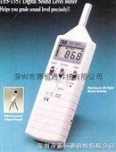 台湾泰仕数字式噪音计TES-1351A声级计TES1351A