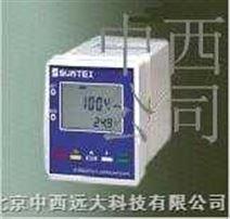 微电脑电导率/电阻率控制器 型号:CN61M/EC-4100