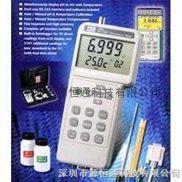 台湾泰仕酸碱度测试仪TES-1380KPH计TES1380K