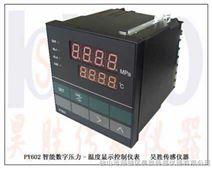 PY602 智能数字温度压力显示仪表