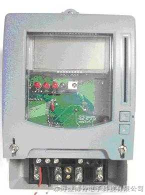 ddsy-400 ddsy-400 单相本地费控智能电能表