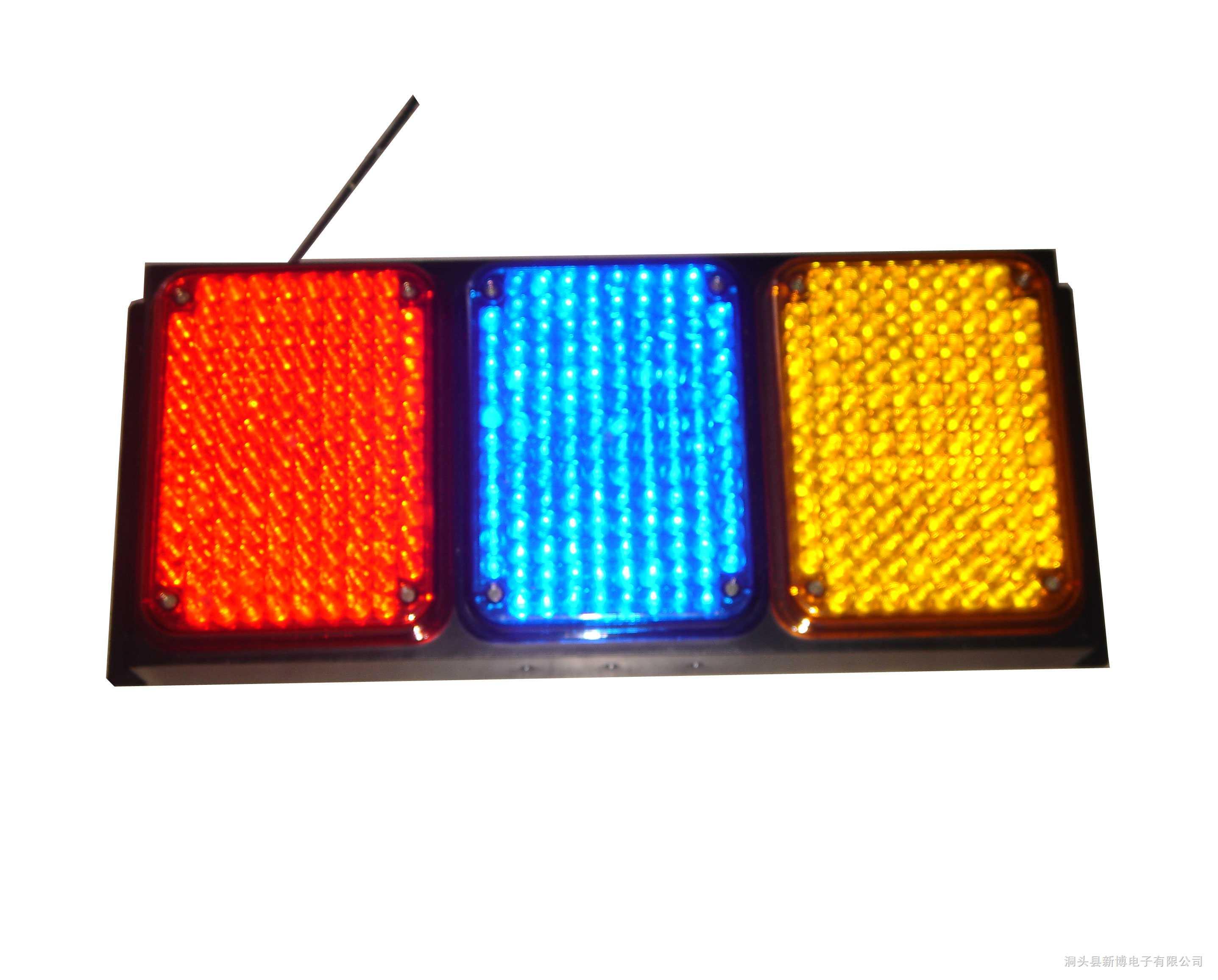 三相滑线指示灯 天车报警器