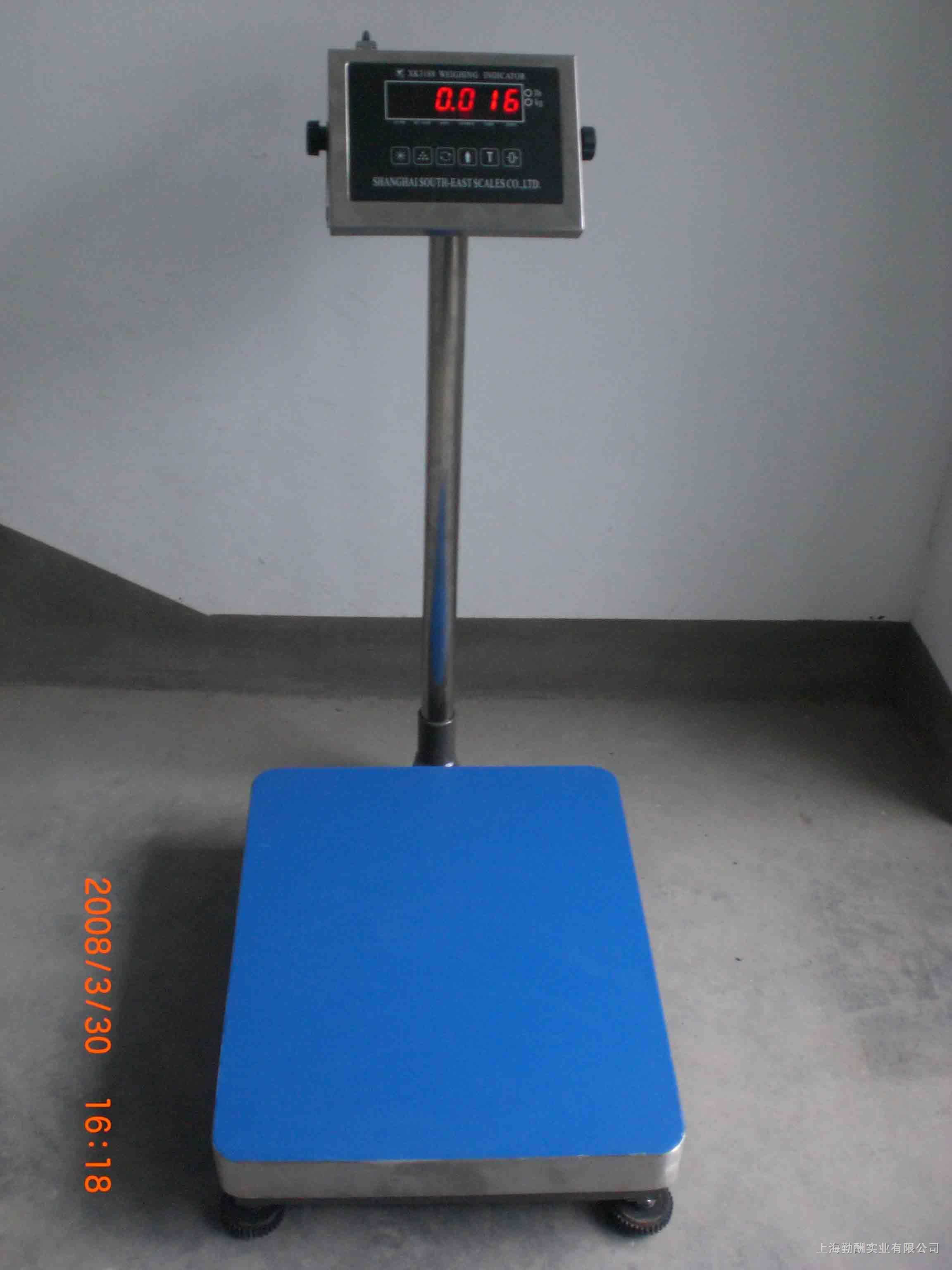 100公斤防水电子秤,100kg防腐电子秤N