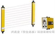 塑料机作业安全保护器,液压机作业光电保护器