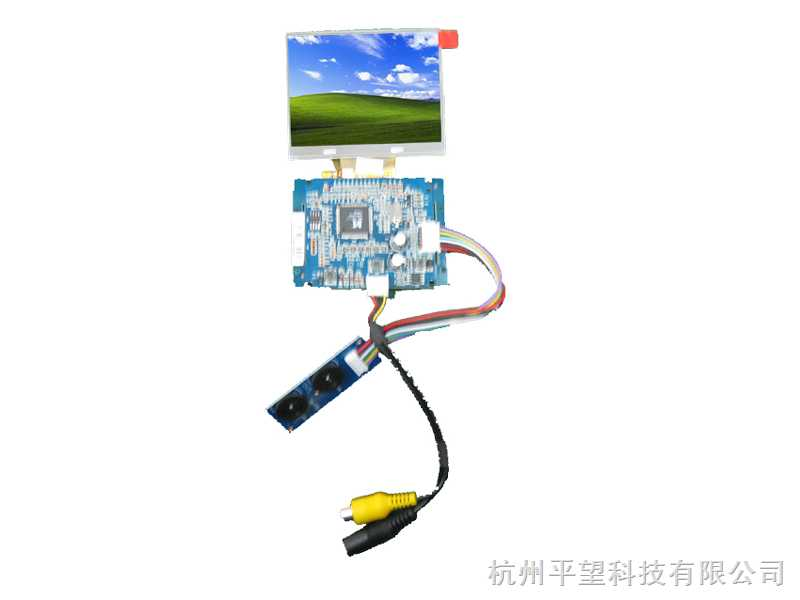TM035KDH03 _V1.2天马3.5寸数字液晶屏(LED)驱动板模组