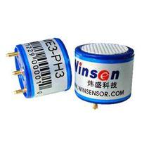 电化学磷化氢气体传感器