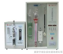 全自动碳硫联测分析仪,碳硫分析仪