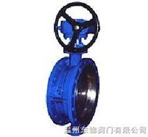 D343H蜗轮传动硬密封蝶阀
