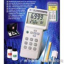 PH值测试仪可记录型PH值计(RS232)TES1380K