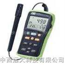 便携型泵吸式二氧化碳检测仪 型号:CN63M/TN4+