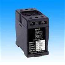 直流电流(电压)变送器