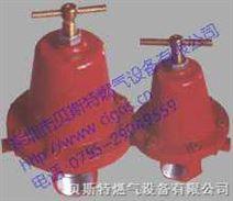 美国REGO液化气减压阀 1584MN空气调压阀