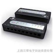 台湾原产 工业级USB转8口RS232 USB串口转换器