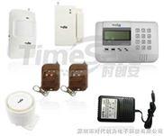 无线多功能LED/LCD显示GSM自动拨号防盗报警器