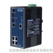 EKI-7654C-4电+2光网管型千兆以太网交换机