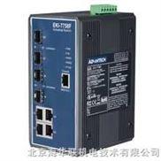 EKI-7758F-4G+4SFP端口网管型千兆以太网交换机