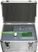 多功能水质测定仪(PH、氨氮、溶解氧,亚硝氮,锌离子,镍离子,铜离子,六价铬) 型号:MW18CM-