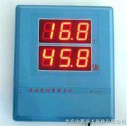 大屏幕温湿度显示仪(空气温湿度计) 型号:GZAS21-106/中国