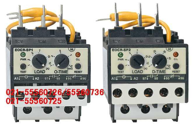 220v电子式过电流继电器