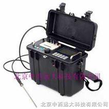 手持烟气分析仪/便携烟气分析仪 型号:0M/TZH8TY- 3(SO2+O2+CO)