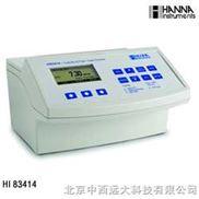 型号:HANNA-HI83414-哈纳仪器专卖/高精度浊度/余氯/总氯测定仪 型号:HANNA-HI83414