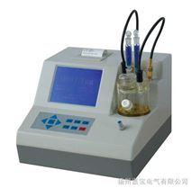 微量水分测定仪-水分测定仪