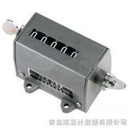75—Ⅱ型机械拉动计数器