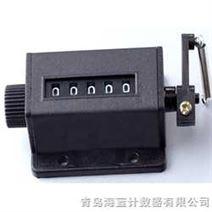 D67-F型五位机械拉动计数器