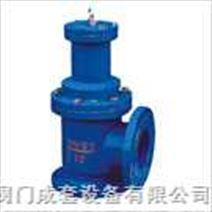 北京液压、气动角式快开排泥阀