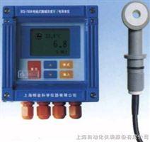 电磁式酸碱浓度计/电导率仪:DCG-760A型