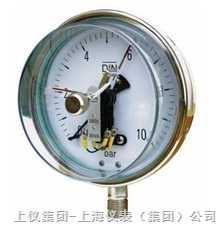 上自仪四厂 YXC-152B-FZ磁助电接点压力表