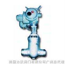 进口电动高压闸阀 进口高压电动闸阀 广州电动高压闸阀