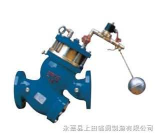 过滤活塞式电动浮球阀