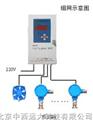 在线硫化氢测定仪 带现场显示 型号:HW8-KB2100+BS03