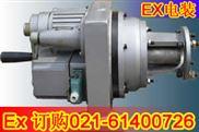隔爆型电动执行器 DKJ-710EX