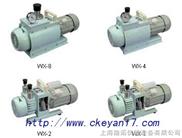 WX-1无油旋片式真空泵