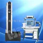非金属材料粘合力测试仪、塑料延伸伸长率检测仪、济南微机控制拉力检测设备、钢丝绳拉力试验机